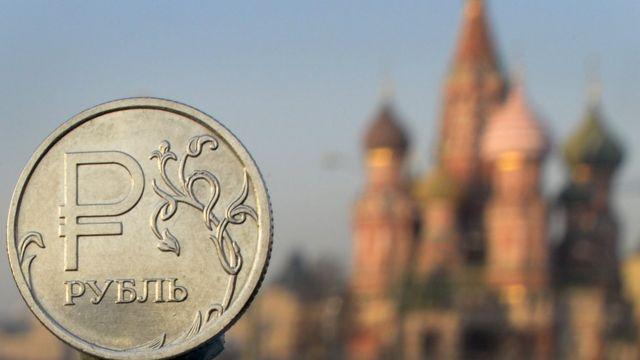 рубль кремль