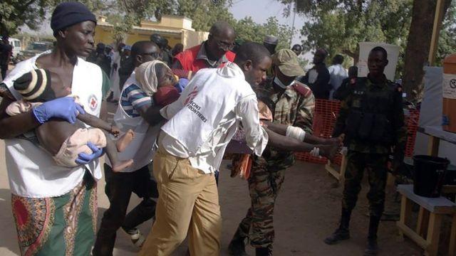 Cameroon attacks