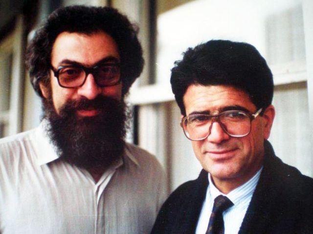 در کنار پرویز مشکاتیان