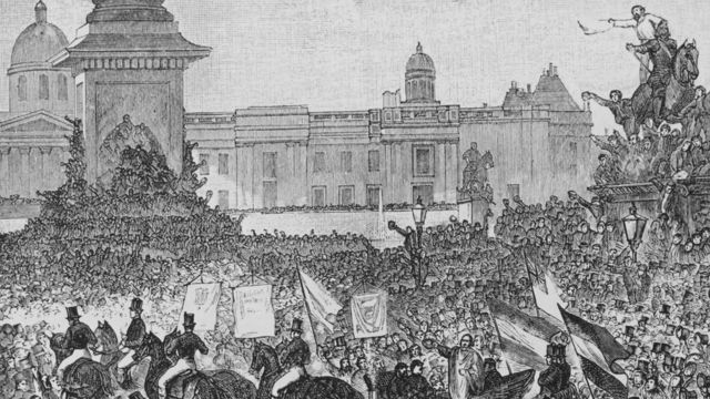 Garibaldi en Londres