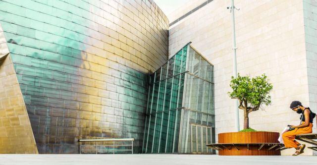 毕尔巴鄂古根海姆美术馆