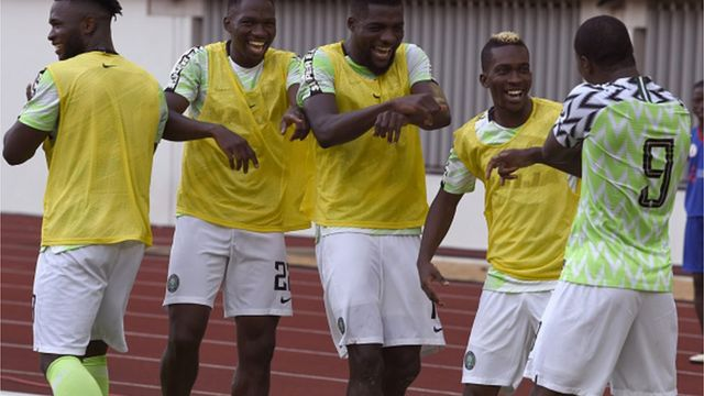 Ikọ Super Eagles