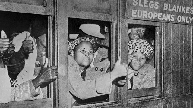 দক্ষিণ আফ্রিকার জোহানেসবার্গে ১৯৫২ সালের এক নাগরিক আন্দোলন