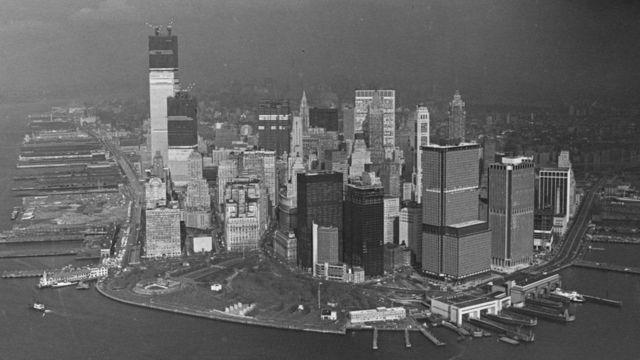 صورة لمدينة نيويورك في السبعينيات