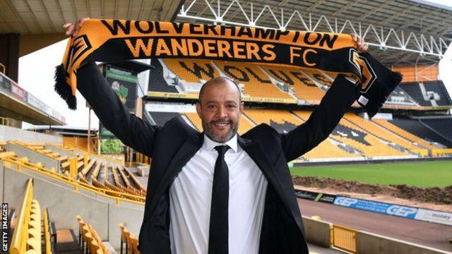 Nuno Espirito Santo An Unquestioned Success But What Next For Club The Portuguese Manager Bbc Sport