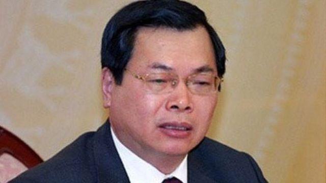 """Cựu bộ trưởng Bộ Công thương Vũ Huy Hoàng thừa nhận """"trách nhiệm người đứng đầu""""."""