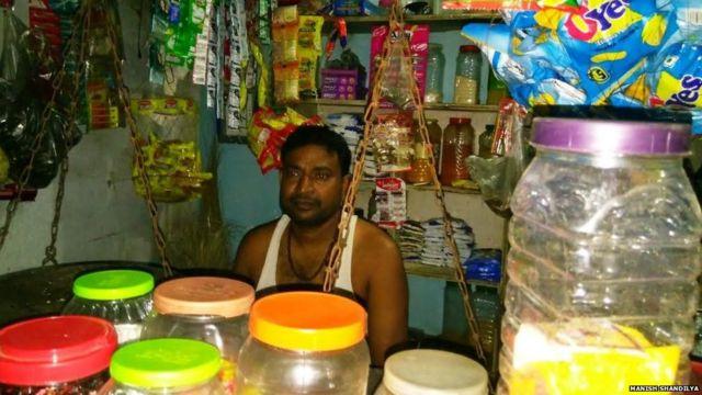 दुकानदार शिव प्रसाद गुप्ता