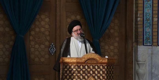 احمد خاتمی عضو شورای نگهبان گفته اینکه عدهای بگویند انتخابات را تحریم میکنند یعنی نظام را قبول ندارند