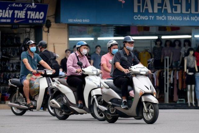Việt Nam đang thay đổi