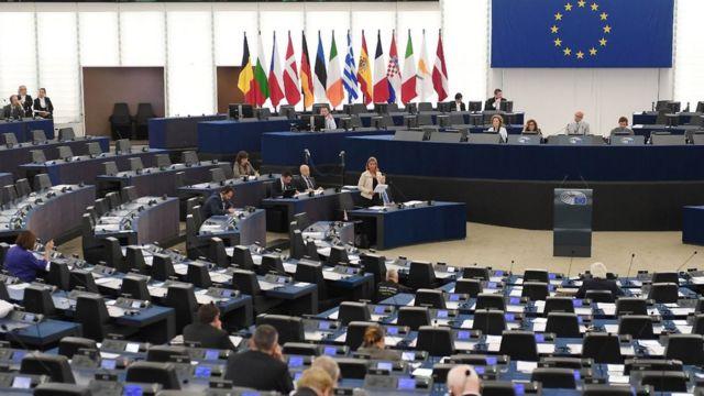 پارلمان اتحادیه اروپا