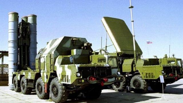 एस-300 हवाई रक्षा मिसाइल तंत्र
