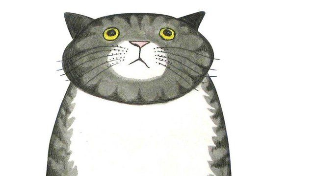 Mog by illustrator and author Judith Kerr