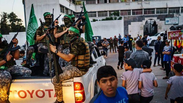 Deif, Hamas'ın Gazze'deki askeri operasyonlarının başında