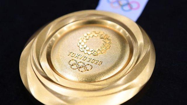 مدال المپیک توکیو