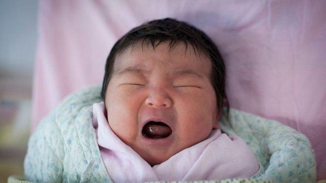 Çin'de 2020'de sadece 12 milyon bebek dünyaya geldi. 4 yıl önce bu sayı 18 milyondu