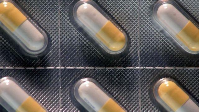 Le médicament antiviral Tamiflu