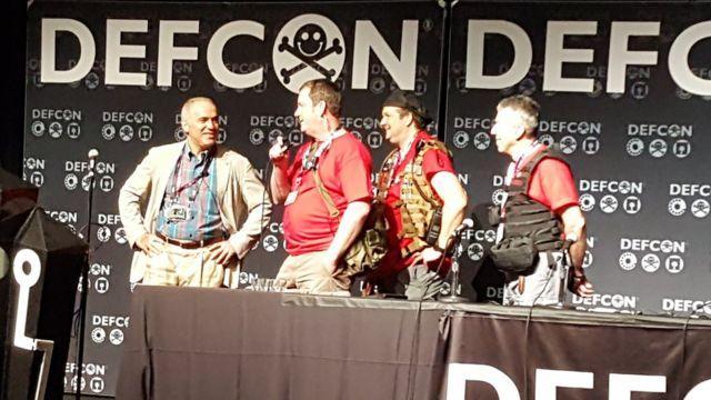 Каспаров на конфренции DefCon