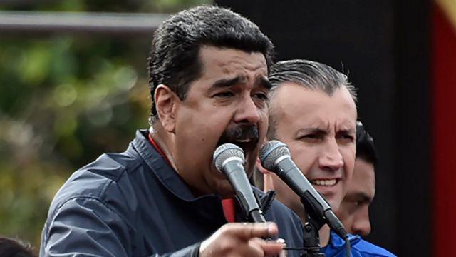 Nicolás Maduro anuncia la Constituyente