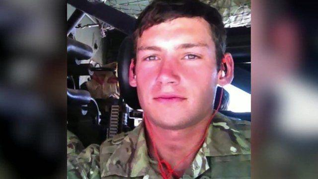 Corporal Josh Hoole