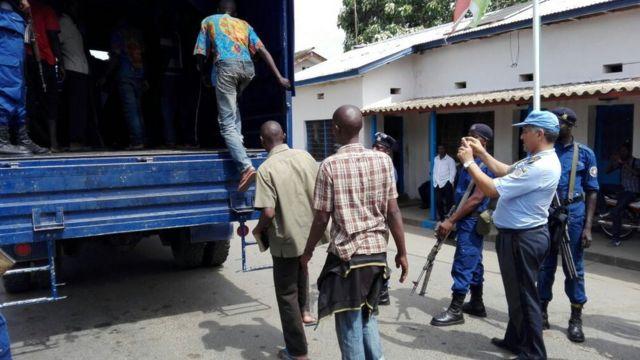 U Burundi bwamye bwagiriza u Rwanda guha inyigisho za gisirikare ababuhungabaniriza umutekano ariko u Rwanda rukabihakana
