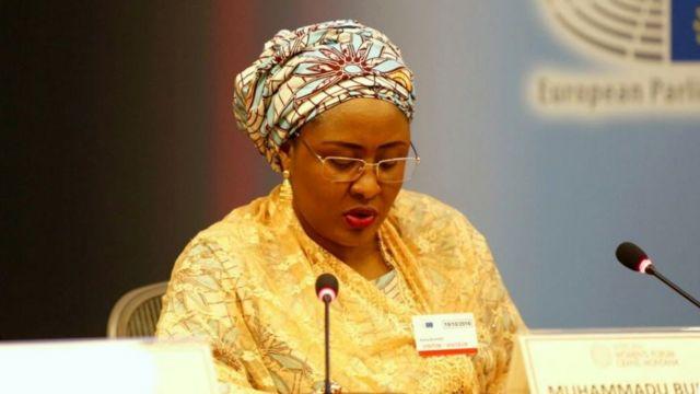 Aisha Buhari, iyawo aarẹ orilẹede Naijiria