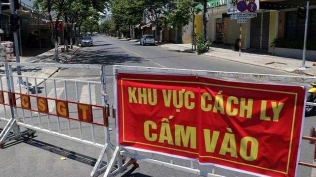 Hiện tại Đà Nẵng đang thực hiện giãn cách xã hội theo Chỉ thị 16 của Thủ tướng.
