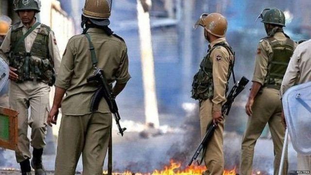 जम्मू-कश्मीर, डीजीपी शेष पॉल वैद
