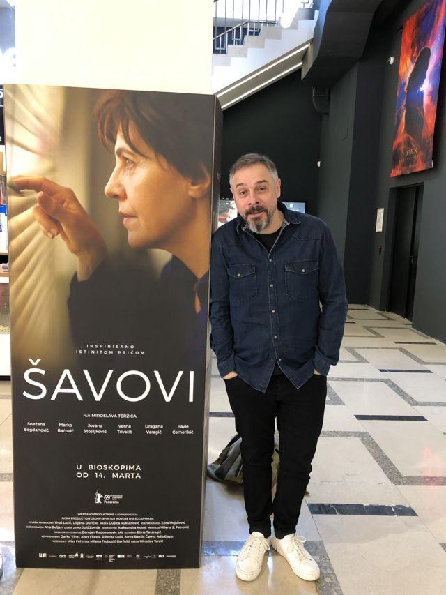 Miroslav Terzić, reditelj