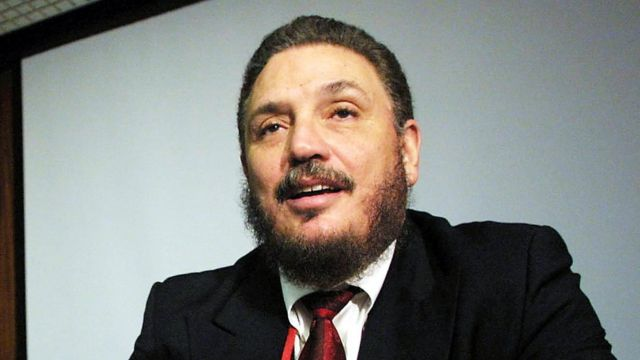Fidel Ángel Castro Díaz-Balart