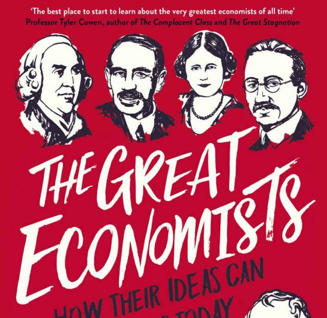 La portada del libro de la economista y periodista Linda Yueh.