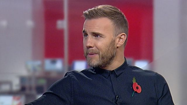 Gary Barlow says Yorkshire Dales inspired his new song