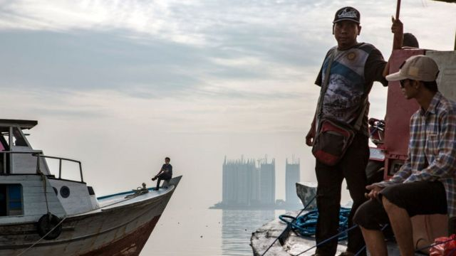 PIcture of fishermen