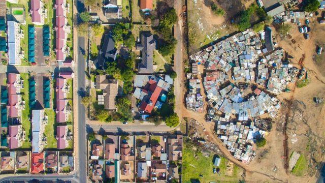 南アフリカのヨハネスブルク・ケイシーパーク