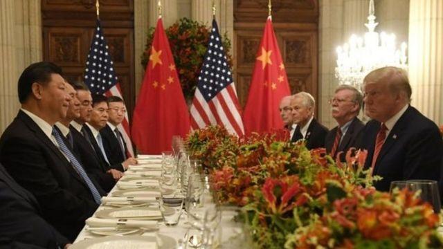 Ndị isi mba US na China