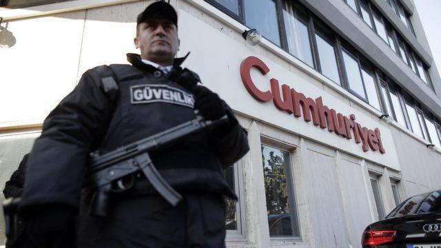 Istanbul, Turki, Cumhuriyet