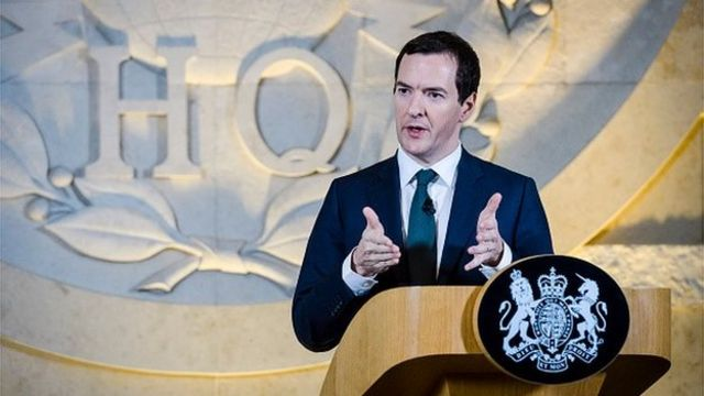 How Osborne is bailed out by deflation