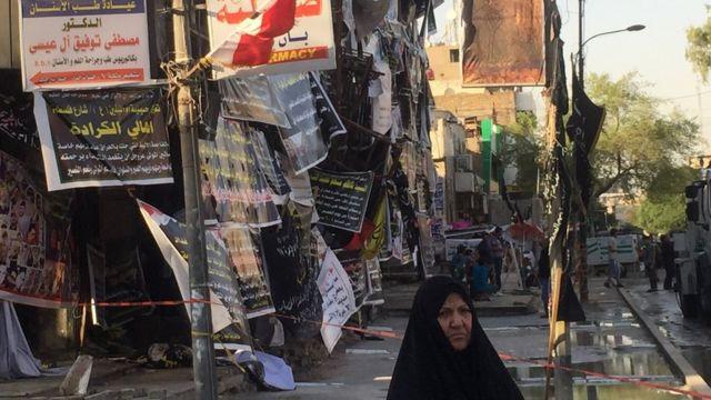 Улица в Багдаде