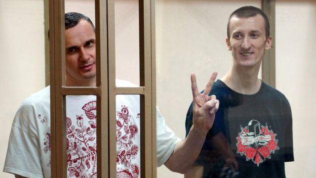 Сенцов та Кольченко