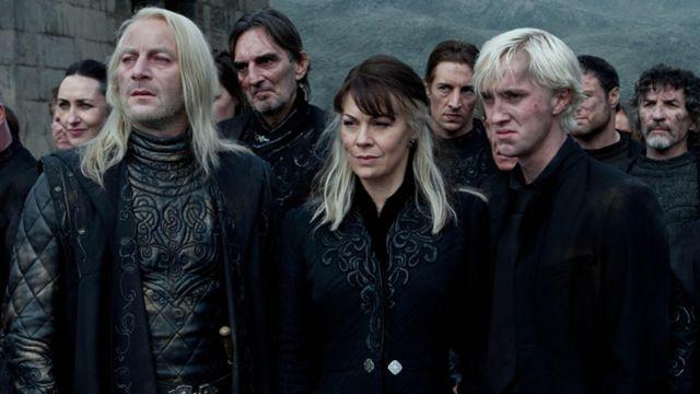 """Гелен виконала роль Нарциси Малфой (матері Драко Мелфоя) у трьох заключних частинах """"Гаррі Поттера""""."""