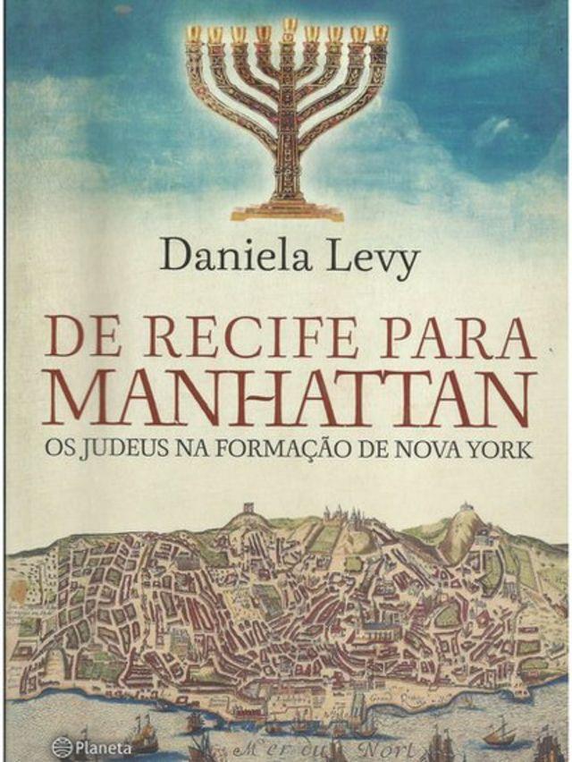 Capa do livro de Daniela Levy