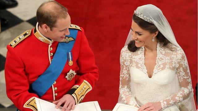 زفاف دوق ودوقة كامبريدج