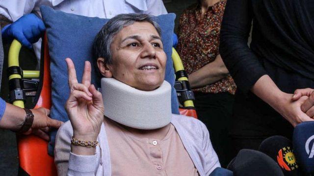 Güven cezaevindeyken Abdullah Öcalan'a uygulanan tecridin son bulması talebiyle aylarca açlık grevi yapmıştı