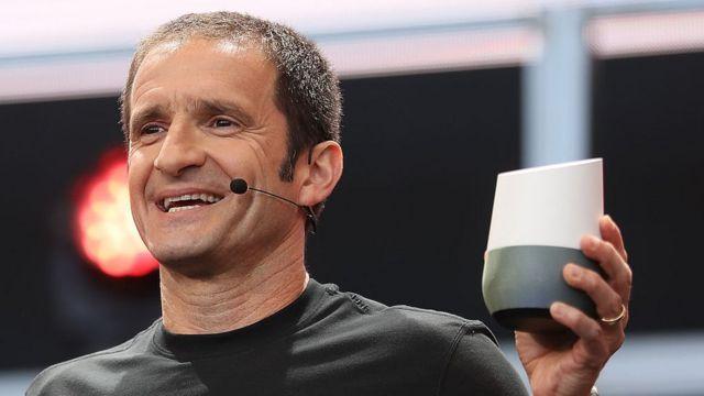 Mario Queiroz, vicepresidente de gestión de producto de Google.
