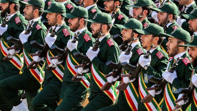 Стражи Исламской революции