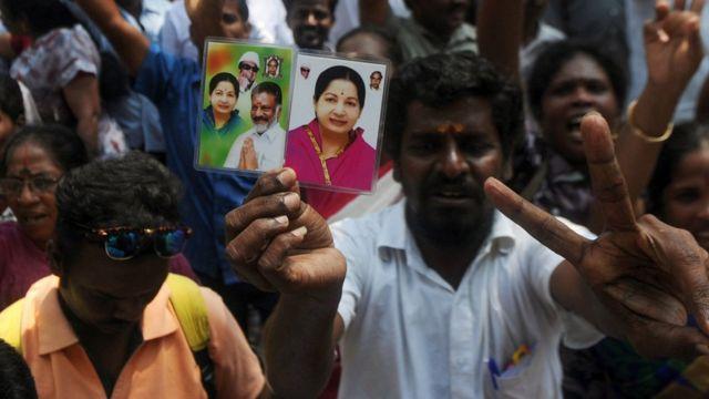 तमिलनाडु चुनाव