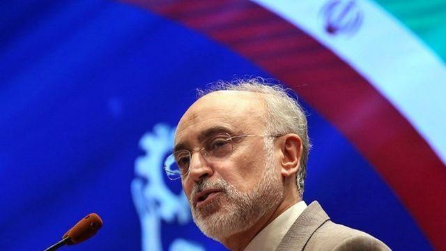 علی اکبر صالحی، رئیس سازمان انرژی اتمی ایران در کنفرانس عمومی آژانس بینالمللی انرژی اتمی از سیاستهای آمریکا درباره توافق اتمی با ایران انتقاد کرده است