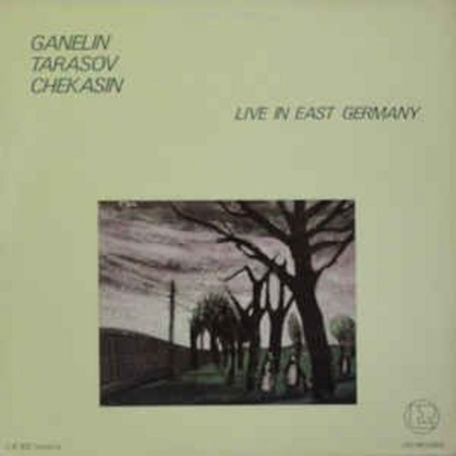 Live in East Germany