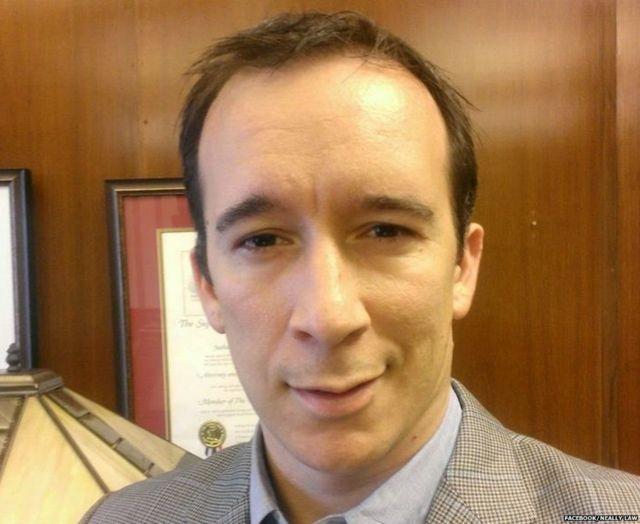 O advogado Joshua Neally