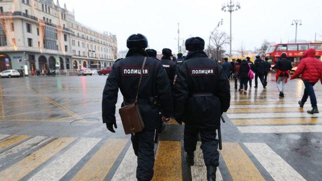 Московская полиция