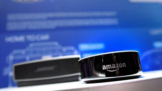 Dispositivos Echo de Amazon.